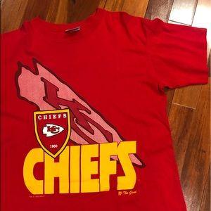 Vintage Kansas City Chiefs Shirt 1993 XL